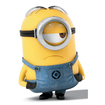 minions png minion concerned transparent png stickpng #9691