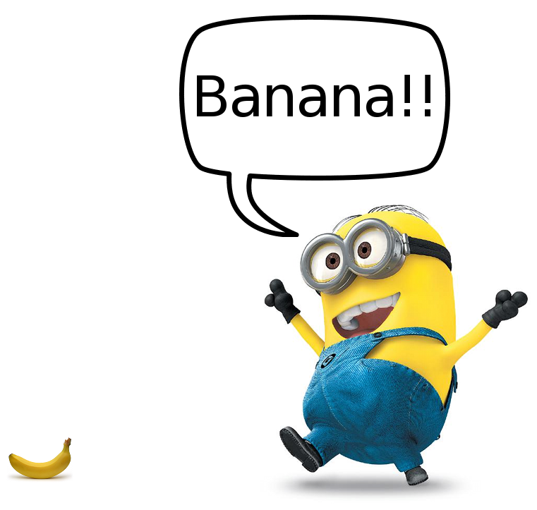 minions png page successsprinters minionese language #9679