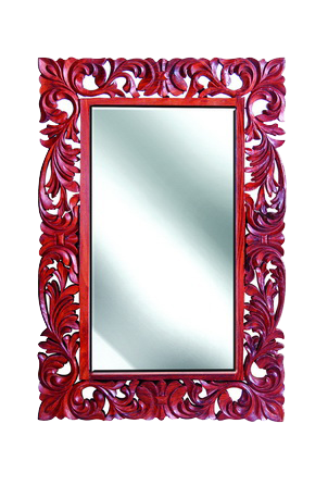 file wooden crafted mirror frame #26351