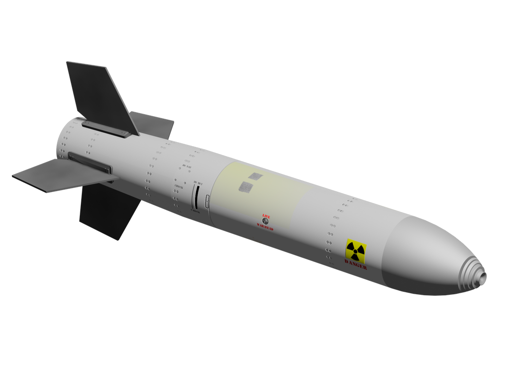 missile nuclear bomb by cdavis #40399
