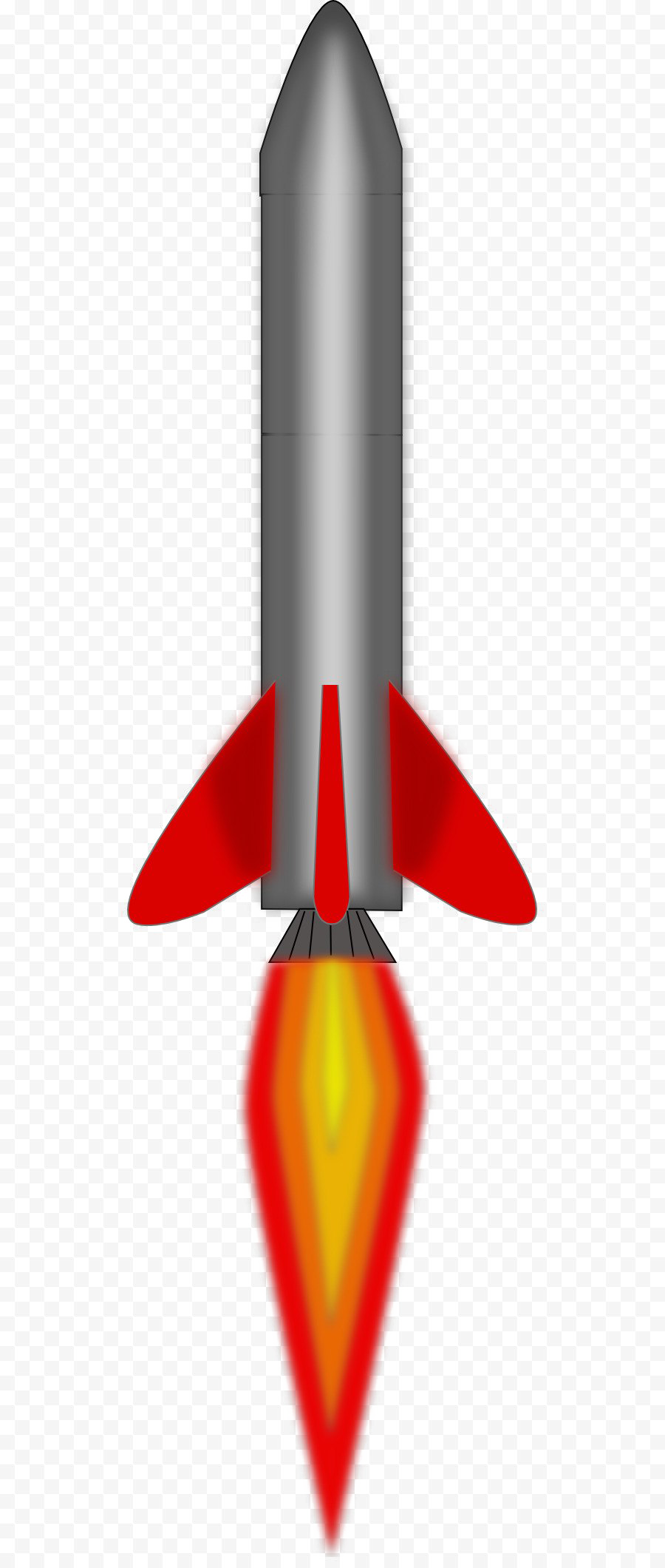 Nuclear Missile PNG Transparent Background #40392