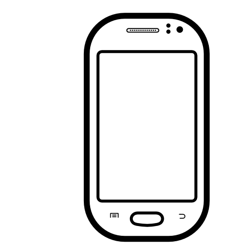 mobile phone logo icon