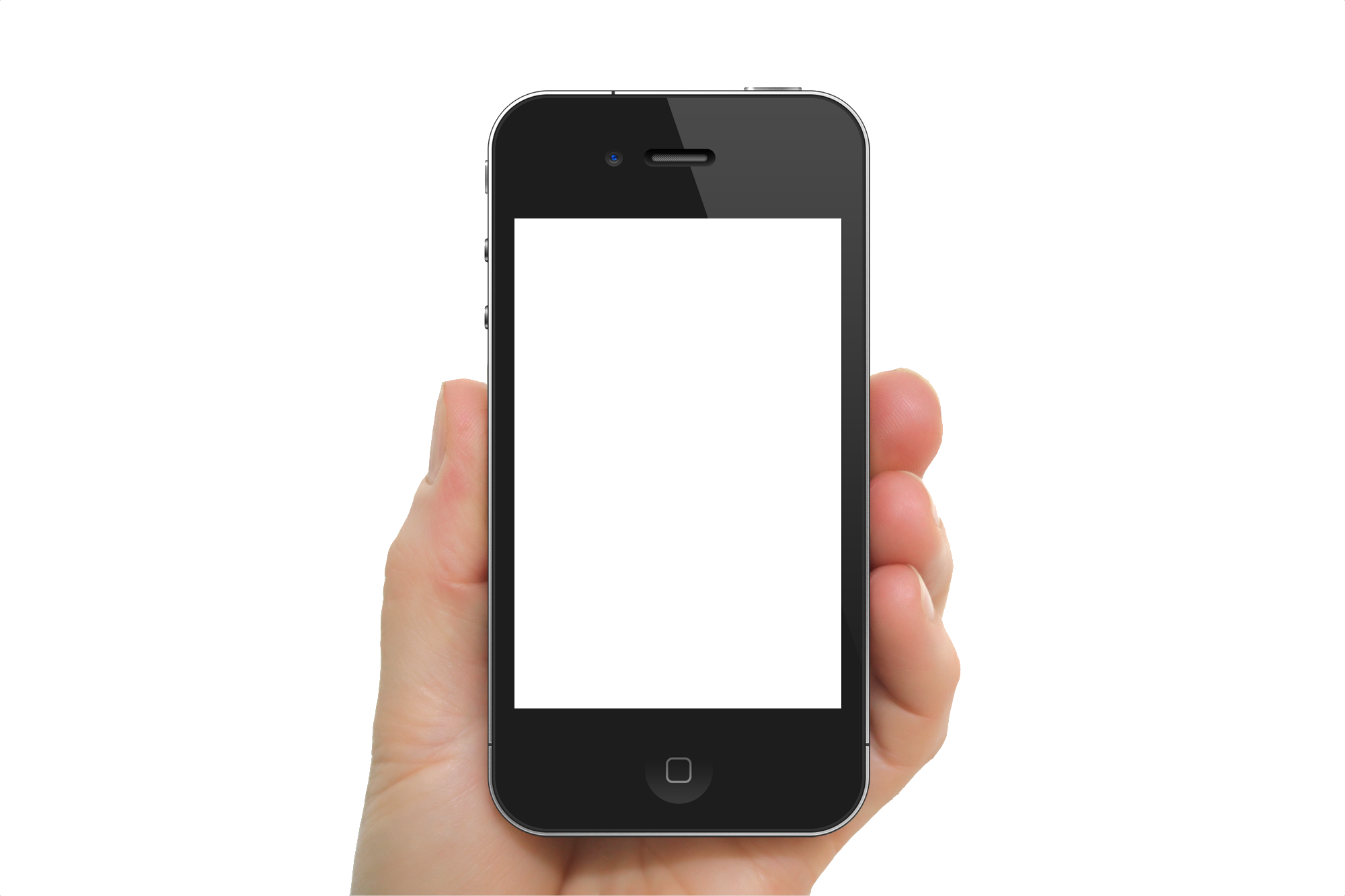 mobile hand png transparent mobile hand images #9789
