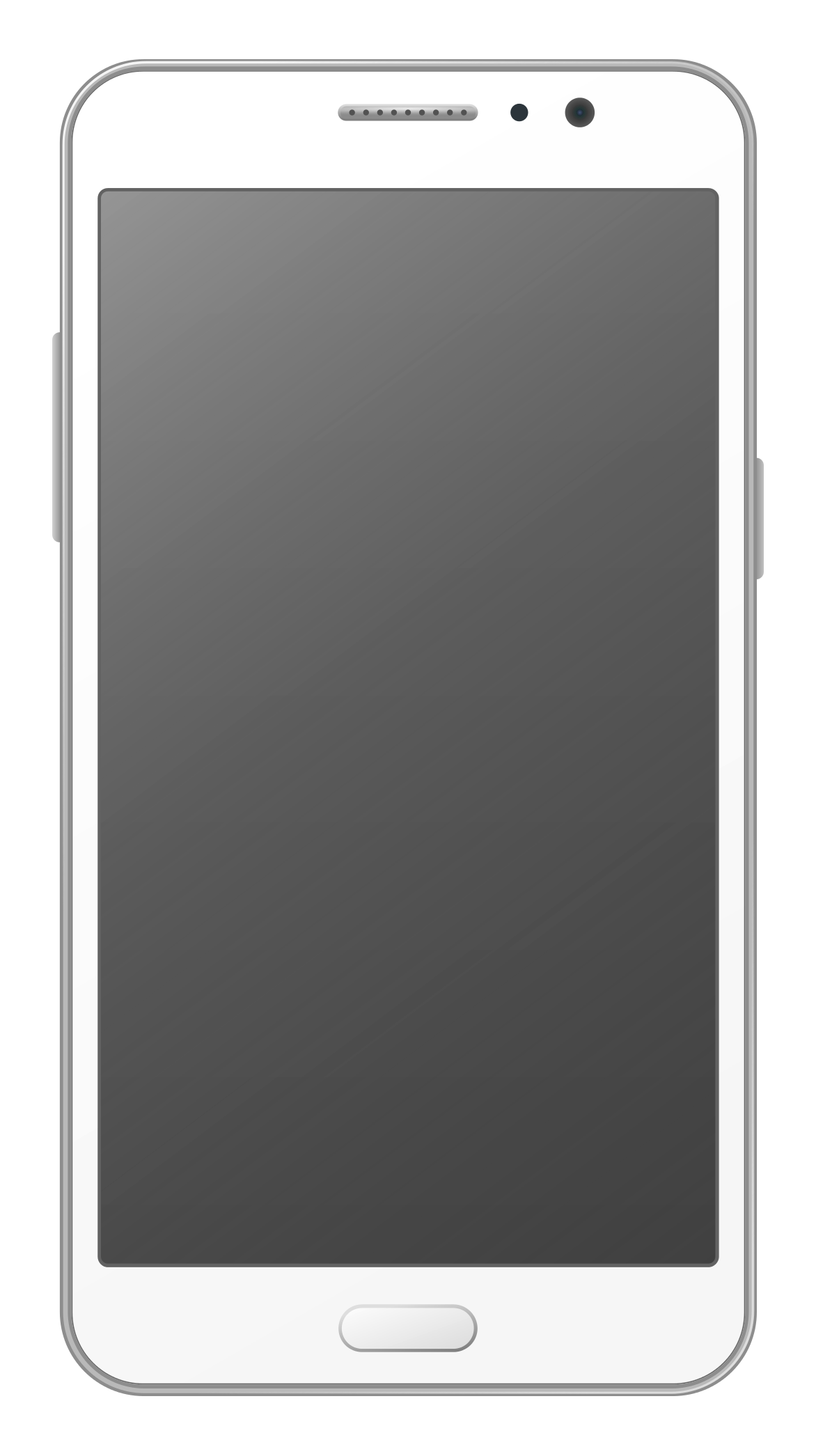smartphone vector mobile png transparent image #9807
