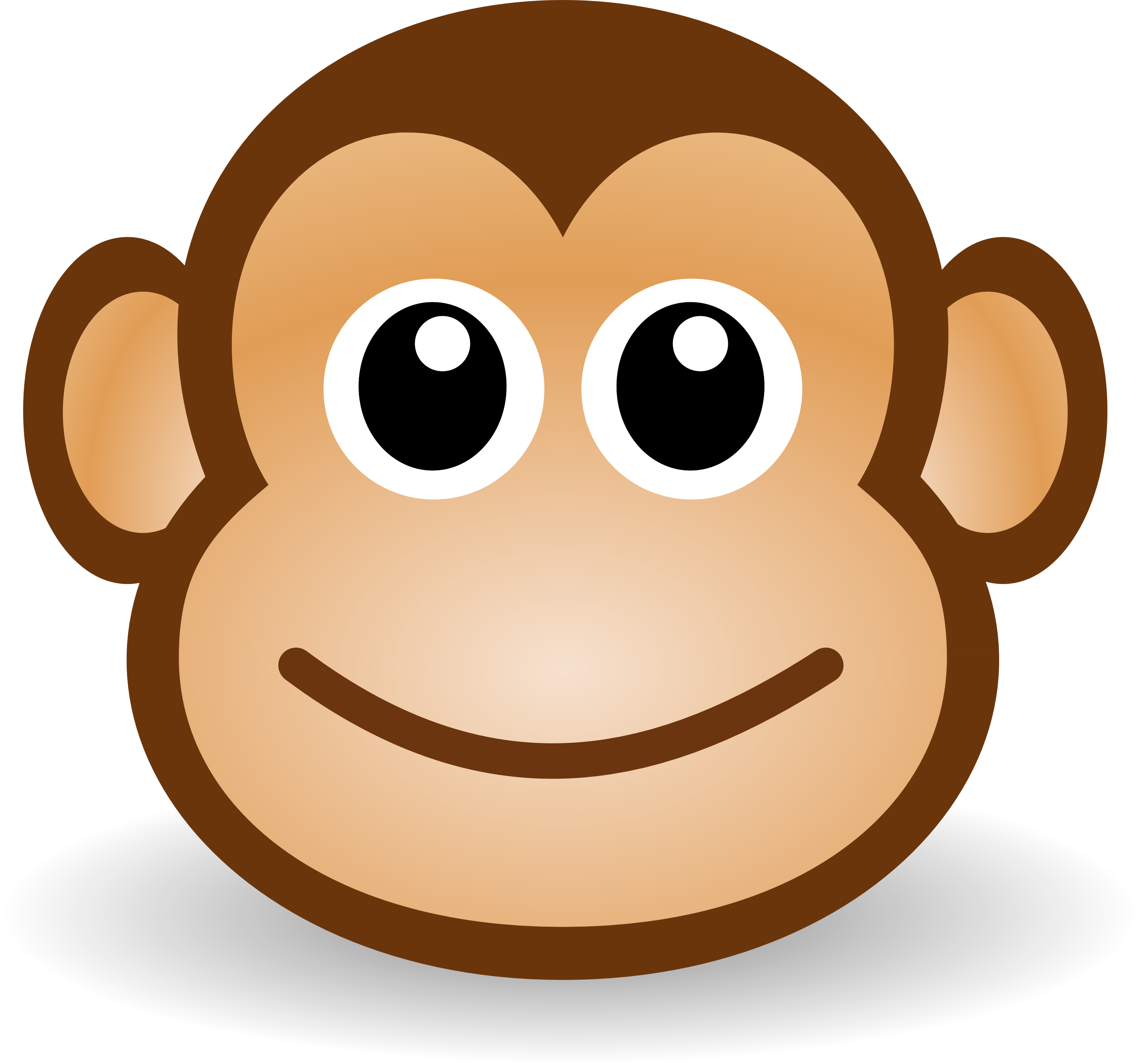 monkey, clipart jpg png eps svg cdr #19140