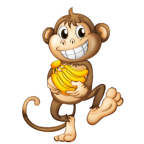monkey clipart png collection #19160