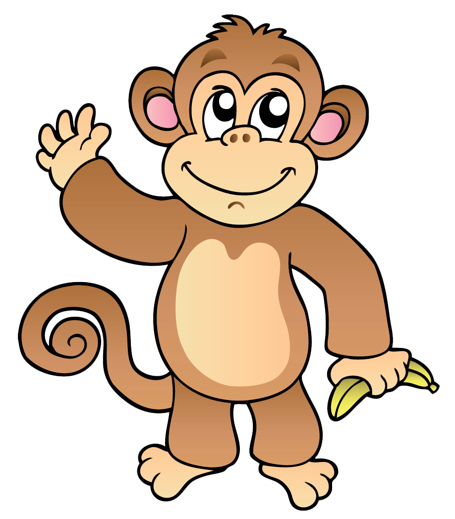 monkey png transparent images png only #19146