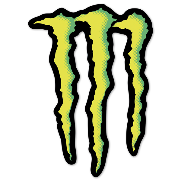 green monster energy png logo #3149