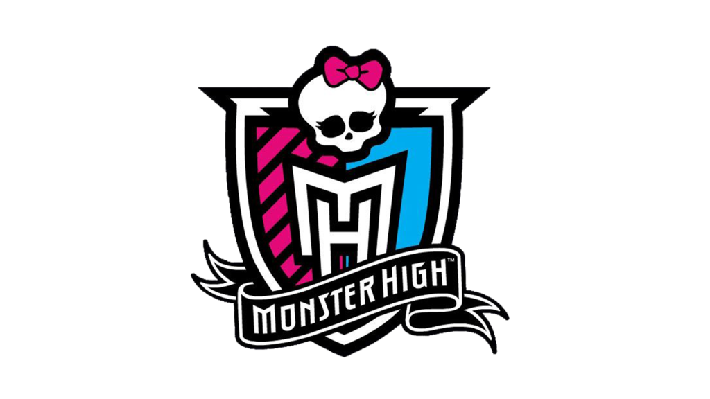 monster high logo png images #3147