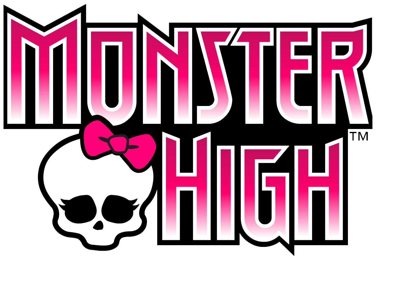 monster high png logo #3146