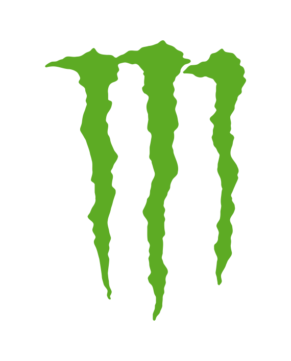 pegatina monster energy png logo