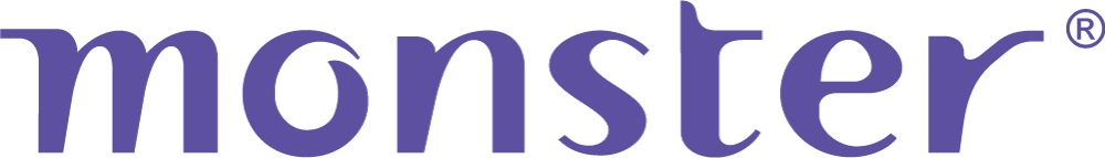 purple monster company png logo