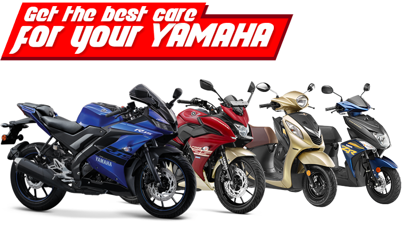 motor, service and maintenance activities for yamaha motorcycles #20800