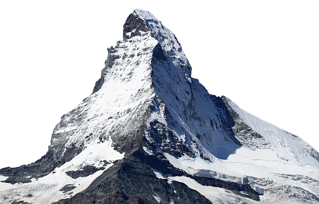 matterhorn snow mountain photo pixabay #11867
