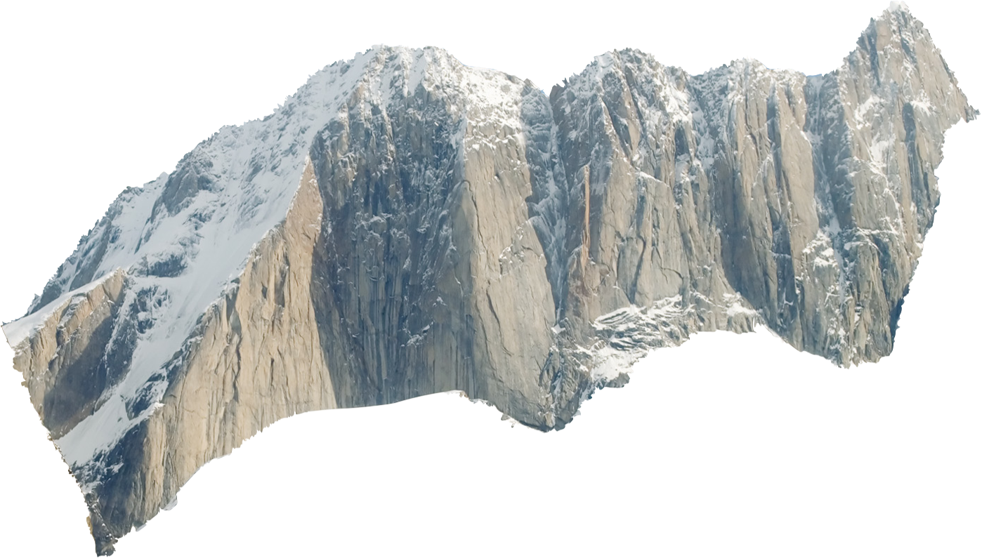 snow and mountain clipart, best mountains png #11911