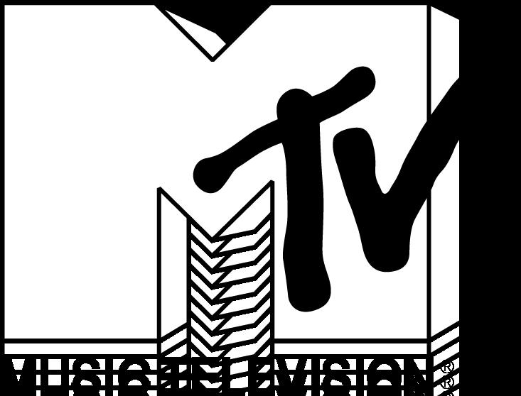 mtv brand png logo #3194