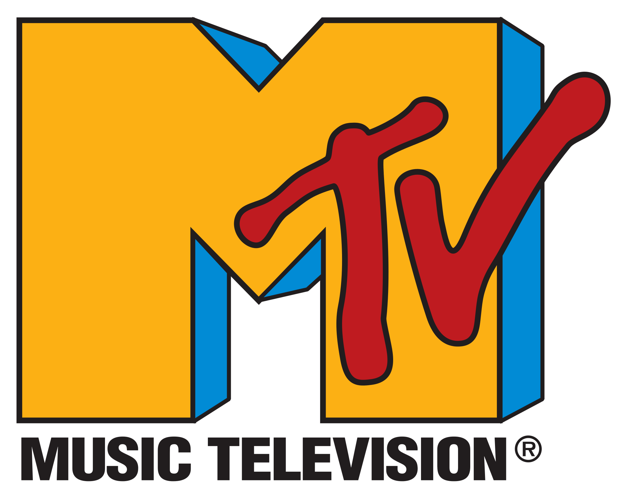 mtv music television png logo #3186