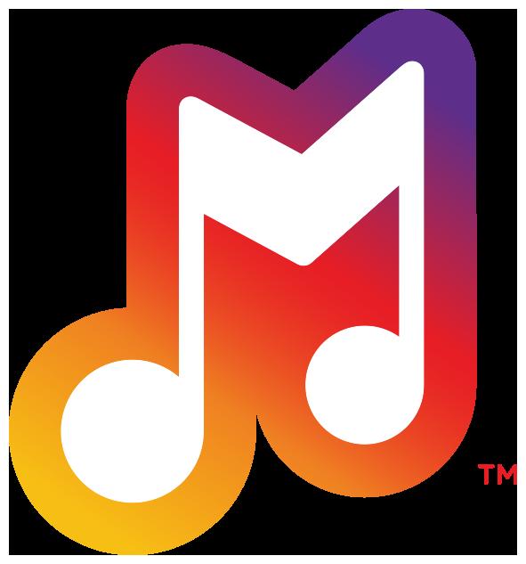 music logo M logo png #2330