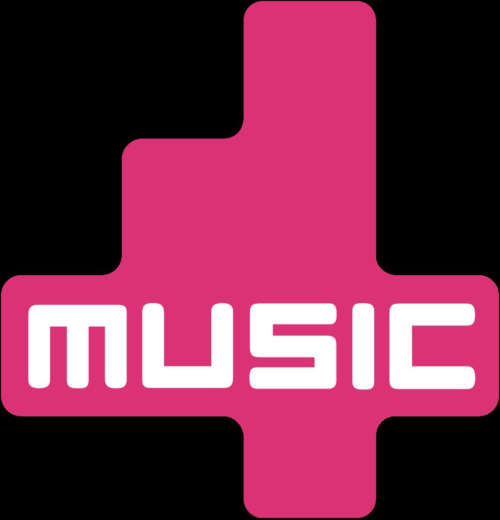music logo pink png #2337