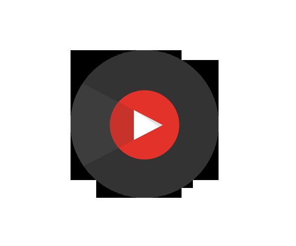 music logo round play png #2357