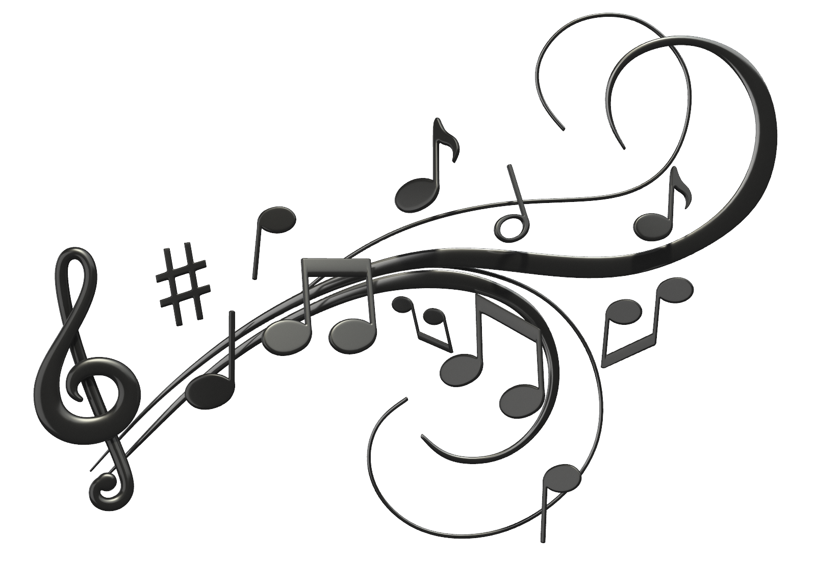 music notes png musical notes png transparent musical notes images #10043