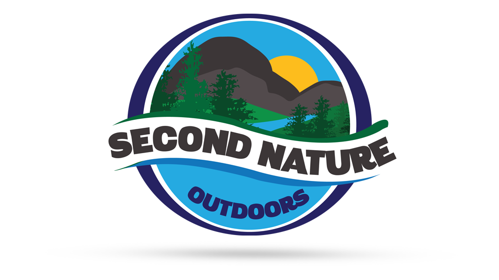 second nature outdoors logos creative juices graphic design website design #8640