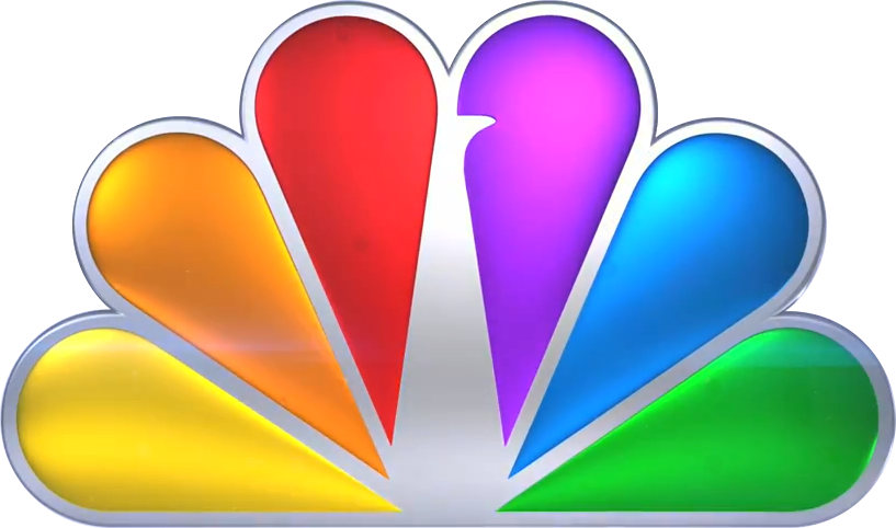 nbc colorful png logo #4530