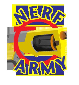 nerf army logo #2191