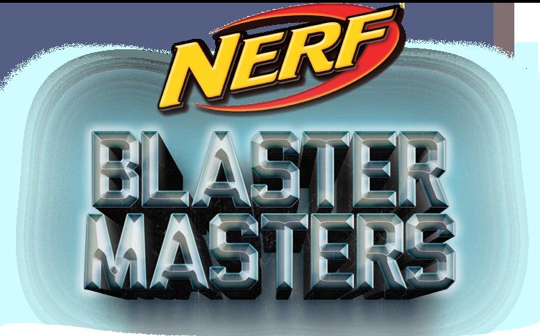 nerf logo blaster masters png #2224