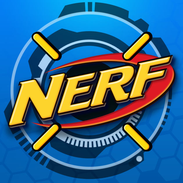 nerf mission app logo #2203