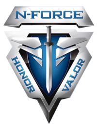 nerf n-force logo 2218
