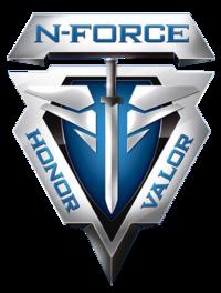 nerf n-force logo #2218