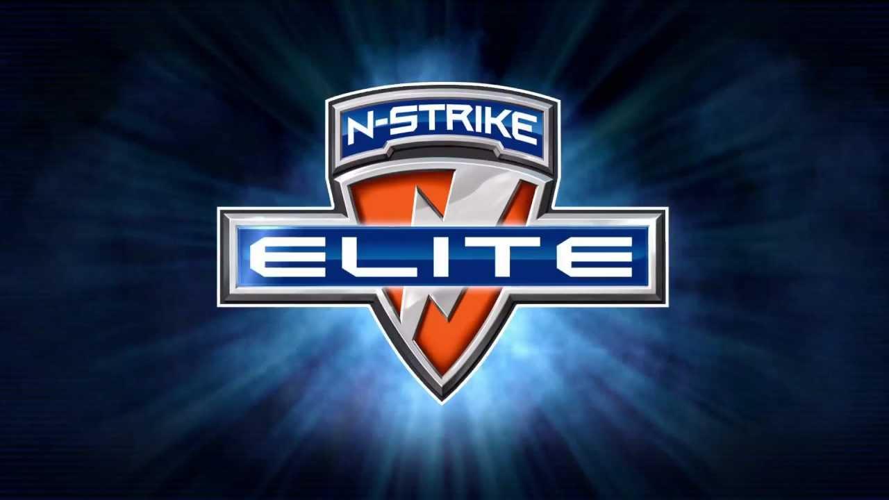 nerf n strike logo #2194