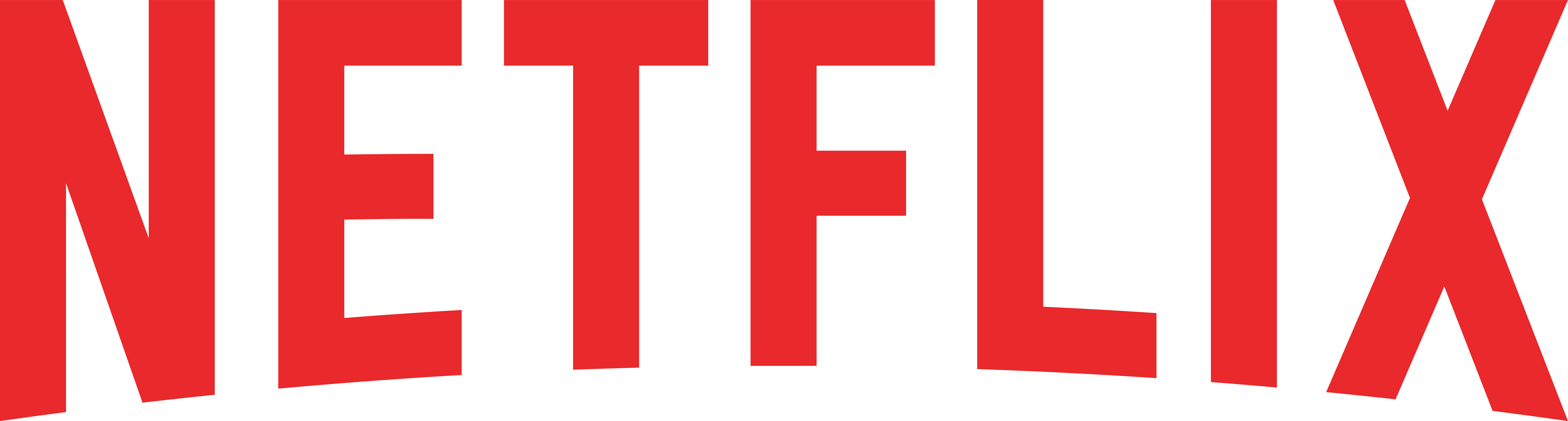 netflix logo drawing png