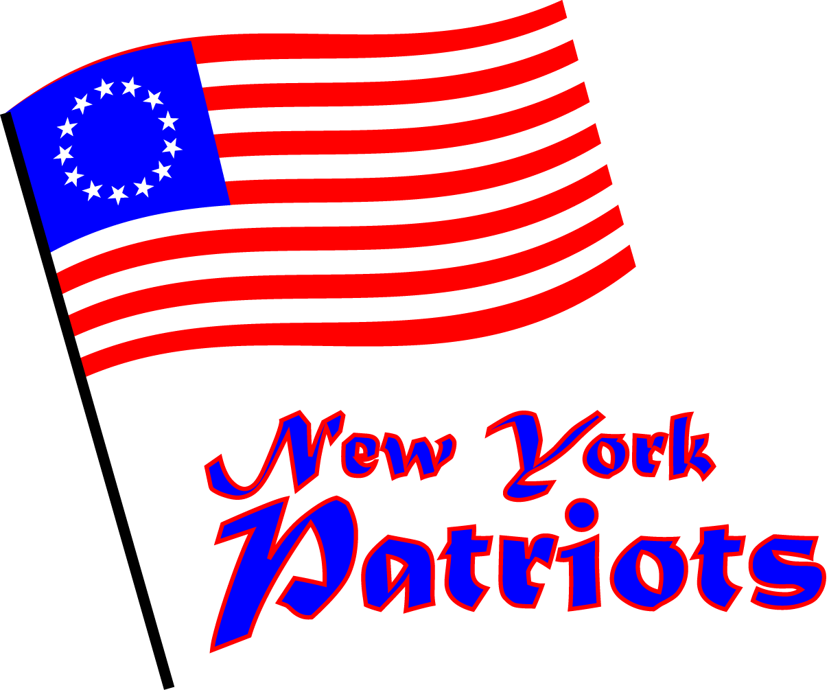 new york patriots logo png 2163