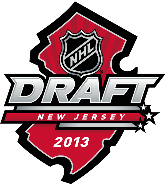 nhl entry draft new jersy 2013 logo #33686