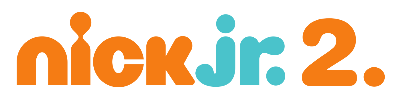 Nick Jr 2 logo png #1280