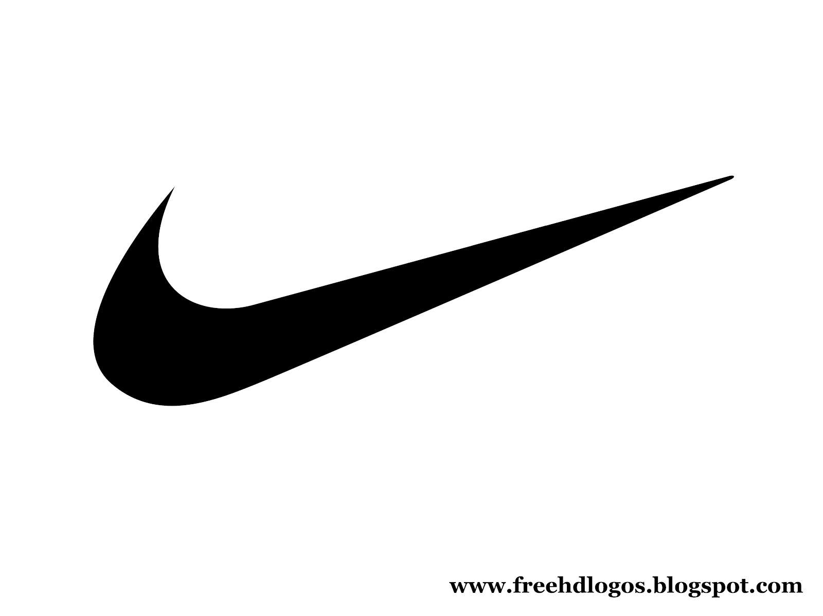 nike brand logo on white background #13