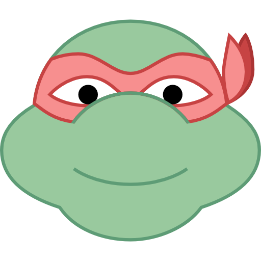 ninja turtle icon download icons #24318