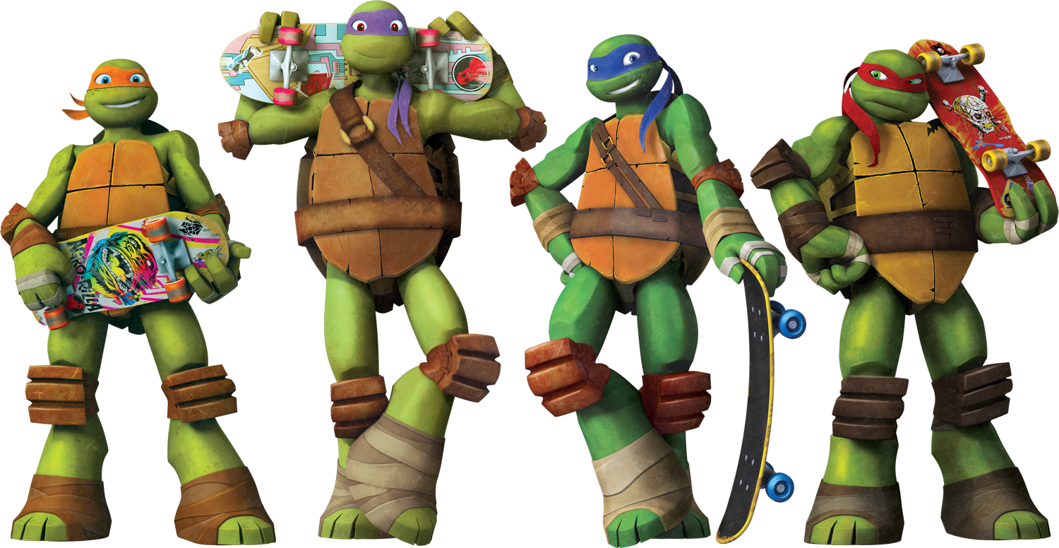 ninja turtle, skateboard tmntpedia fandom powered wikia #24268