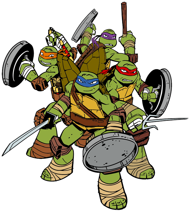 teenage mutant ninja turtle clipart clipground #24307