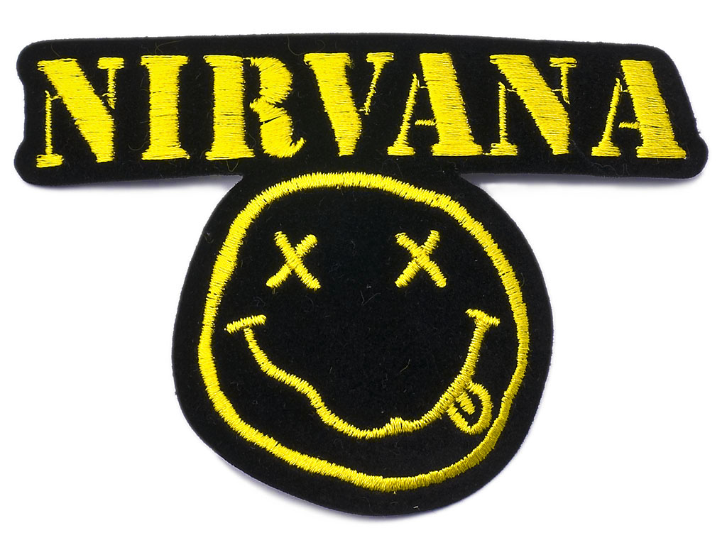 nirvana logo clipart png #36