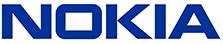 Nokia text logo png #1481