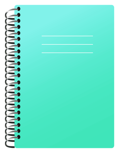 school notebook png clipart picture gallery yopriceville 20732