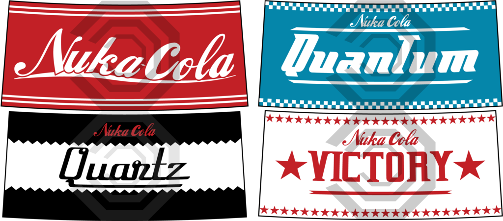 graphic about Nuka-cola Quantum Printable Label referred to as Nuka Cola Png Brand - No cost Clear PNG Emblems