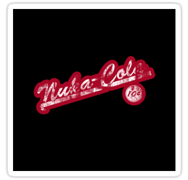 nuka cola, shirt of retro, fallout, atomic, fall png logo 6536