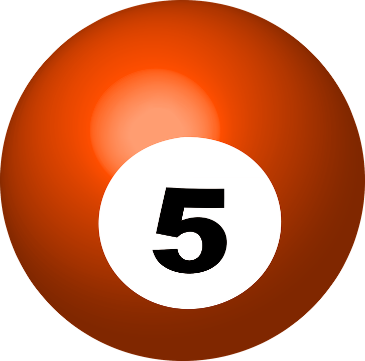 Number 5, number png image icon transparent png images #25485