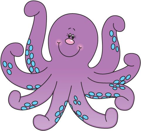 octopus clip art images illustrations photos #35890