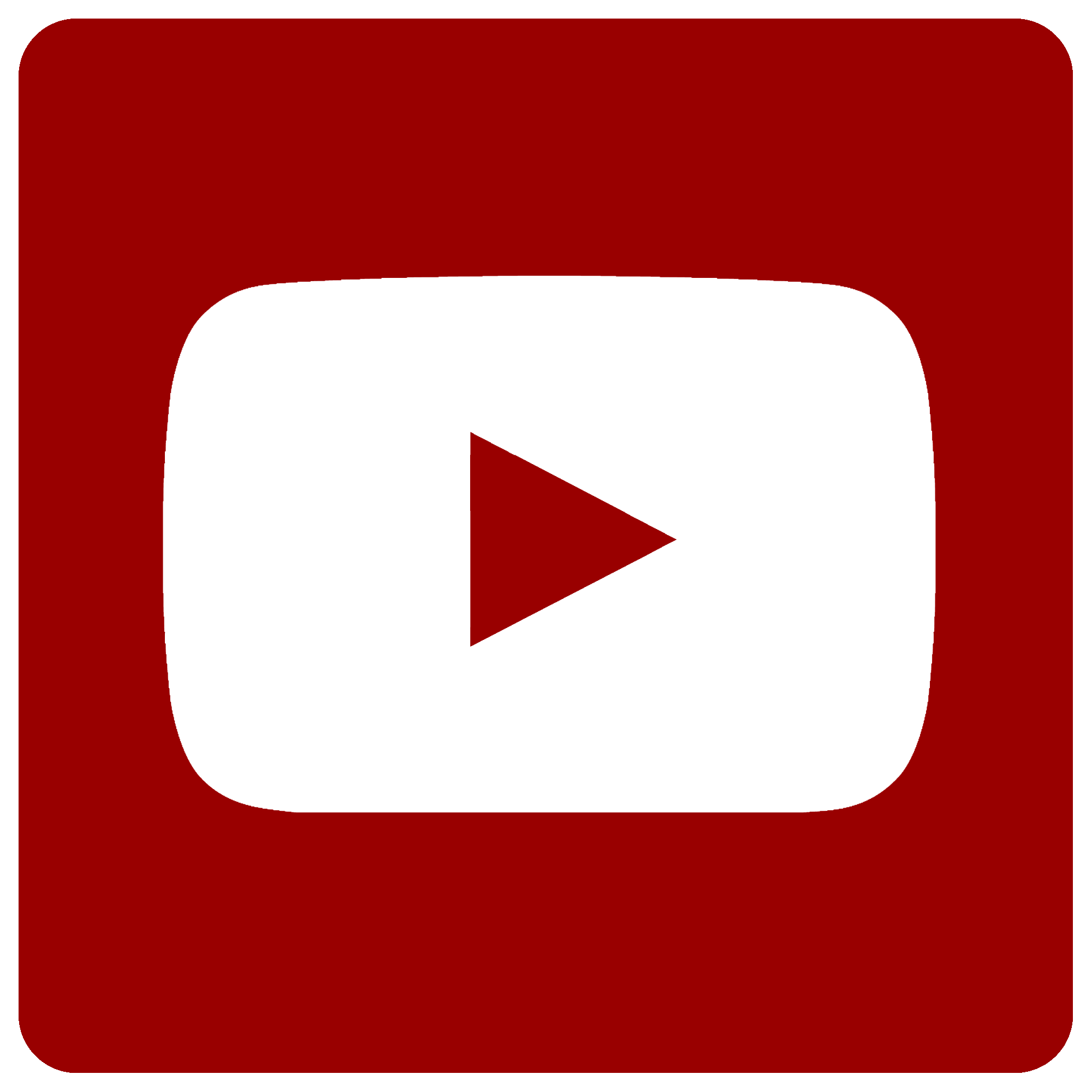 official youtube logo png #2079