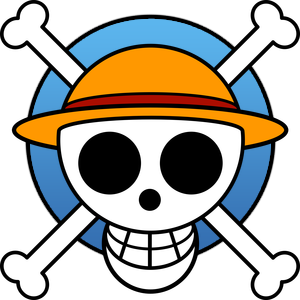 one piece logo #75